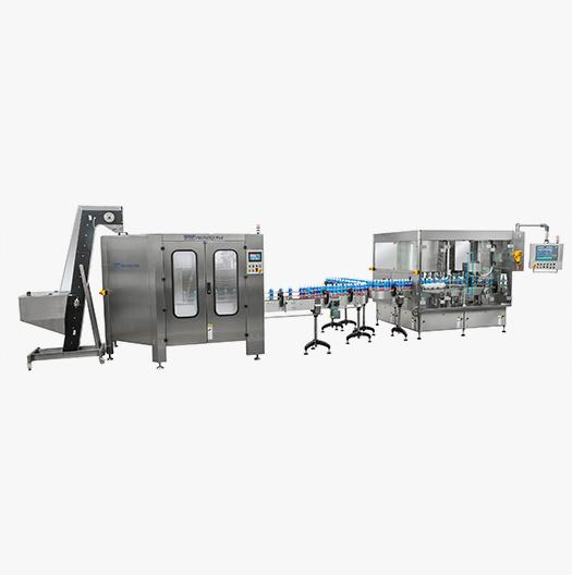 Automação de linha de produção