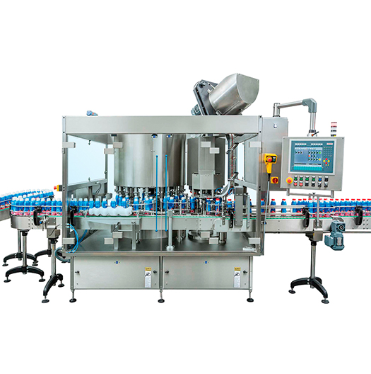 Máquina dosadora de líquidos